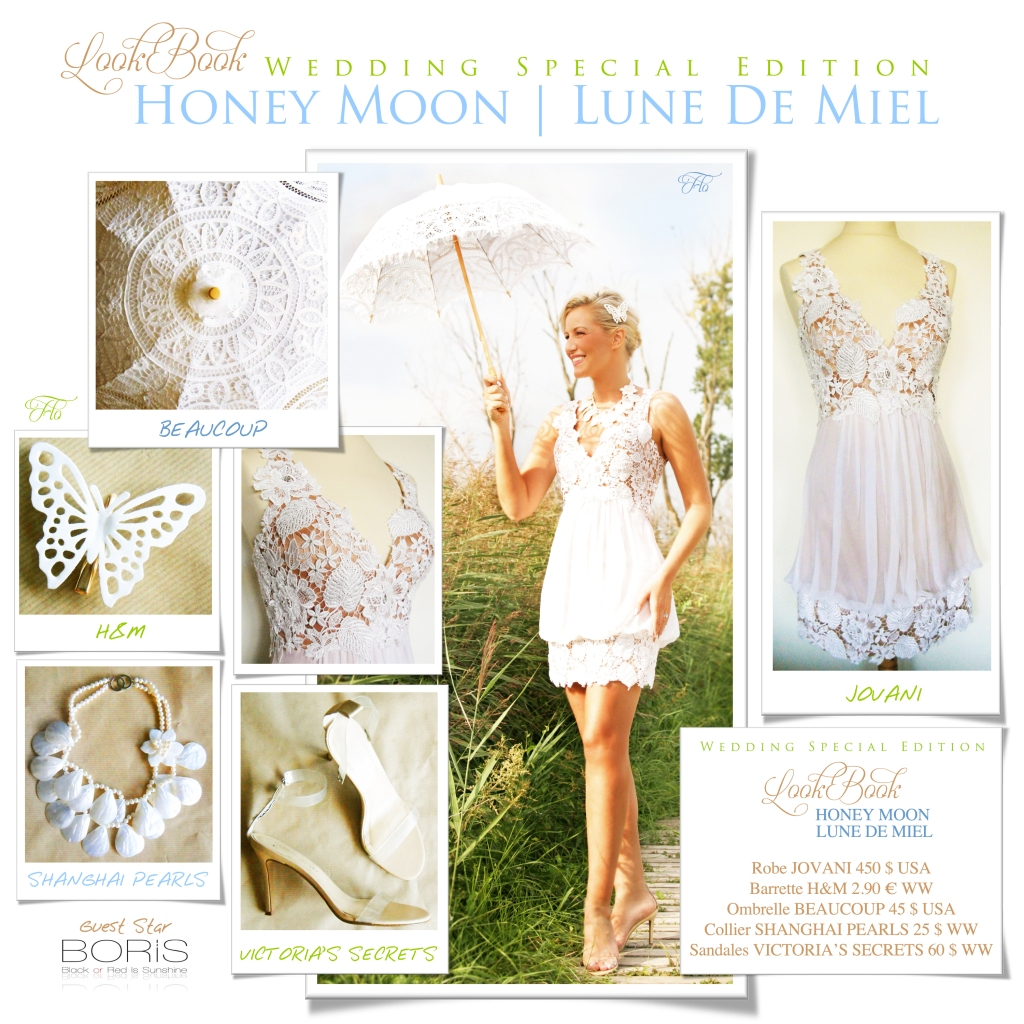 LookBook Honey Moon | Lune de Miel