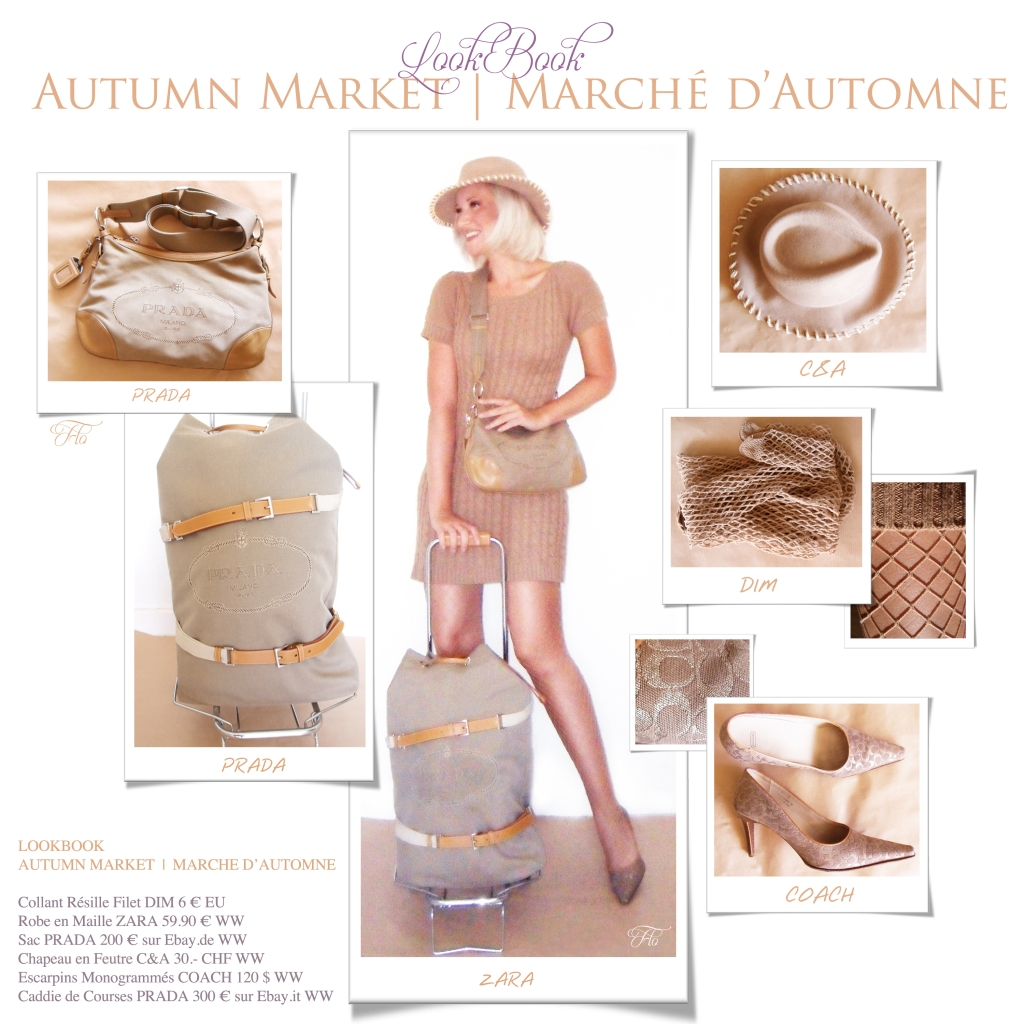 LookBook Autumn Market | Marché d'Automne