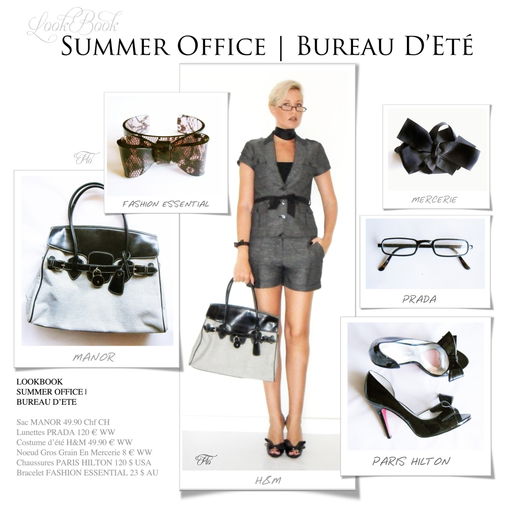 LookBook Summer Office | Bureau D'Eté
