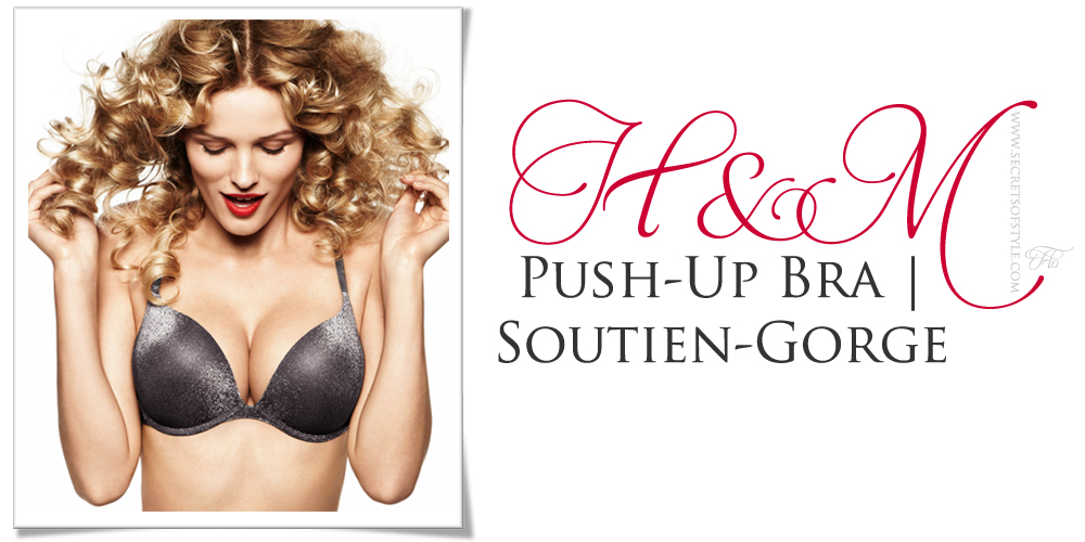H&M Super Push-Up Bra | Soutien-Gorge
