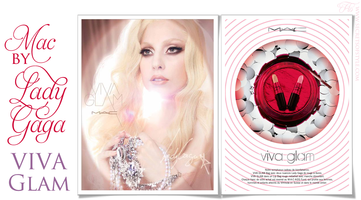 Beauty test | M.A.C Viva Glam by Lady Gaga