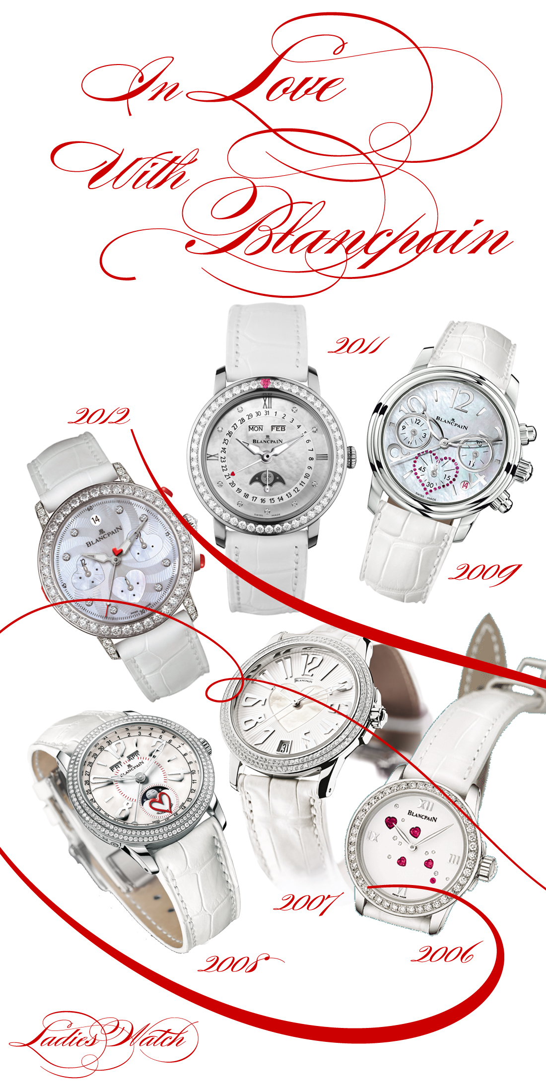 Saint-Valentin | In Love With Blancpain