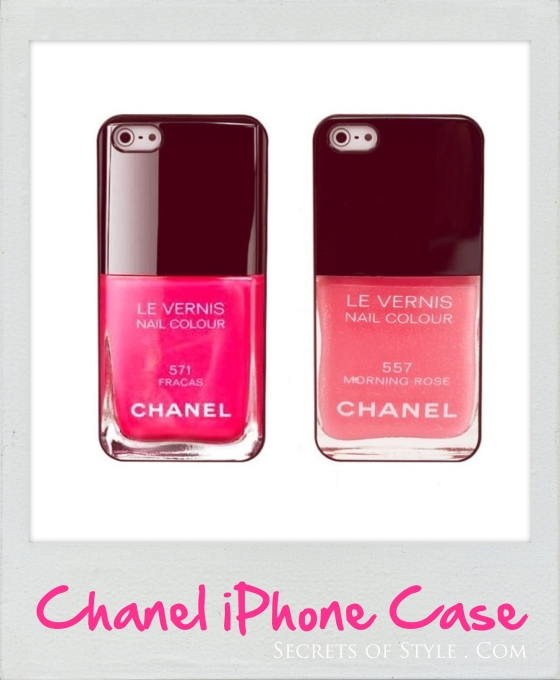 Chanel-iphone-case