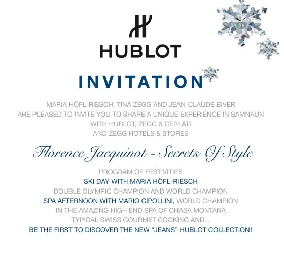 invitation-Hublot