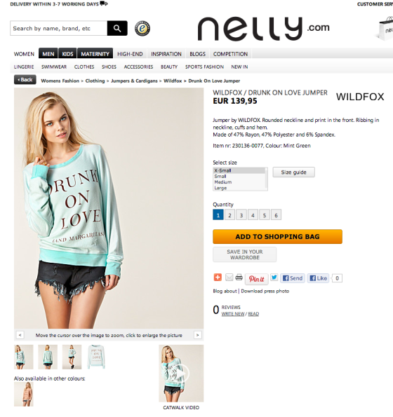 wildfox-drunk-on-love-mint